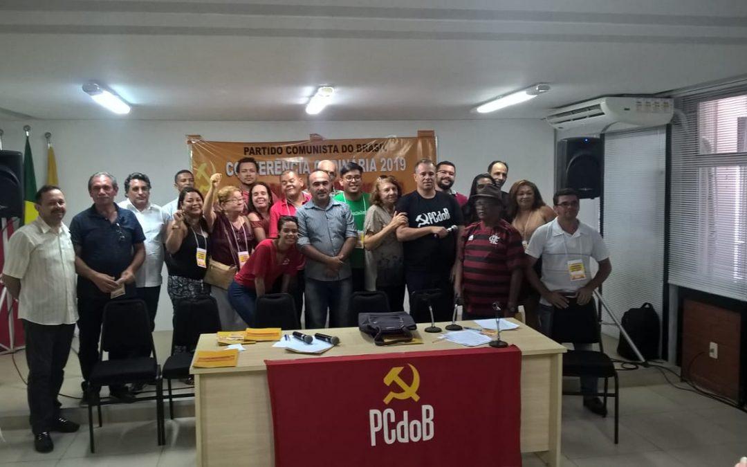 PCdoB Paraíba realiza Conferência Municipal e elege nova direção em João Pessoa