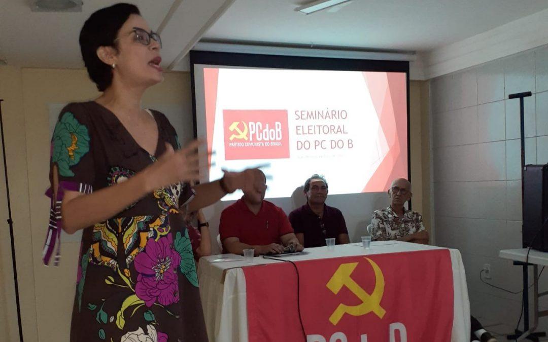 PCdoB Paraíba anuncia candidatura própria nas eleições de 2020 em João Pessoa